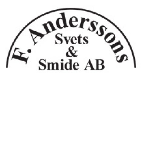 F. Andersson Svets & Smide